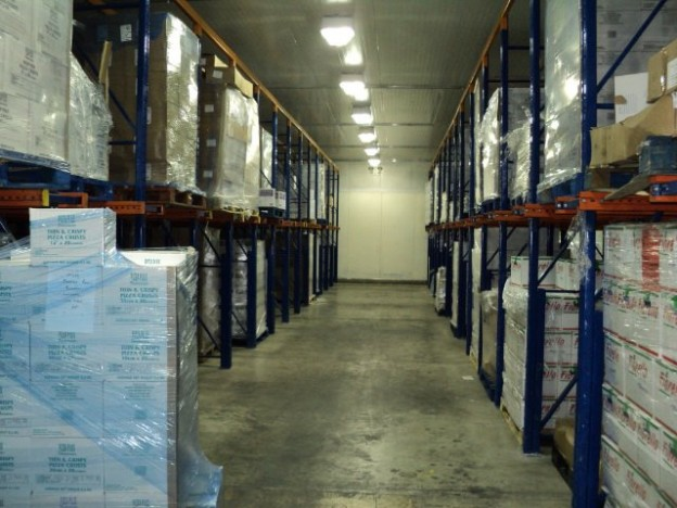 Cold storage facilities in Lancashire